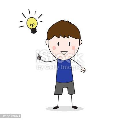 ᐈ Stick figures kids stock images, Royalty Free stick figure kids vectors |  download on Depositphotos®