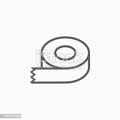 sticky tape icon