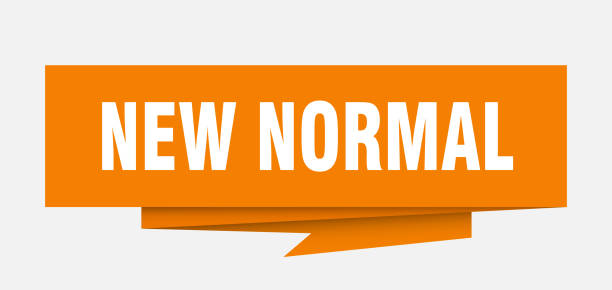 The New Normal Illustrations Royalty Free Vector Graphics Clip