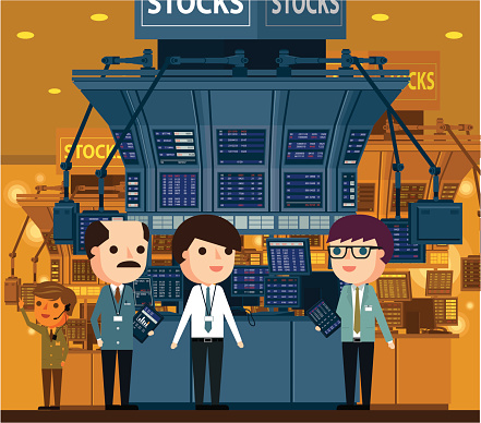 Stock Market and Traders