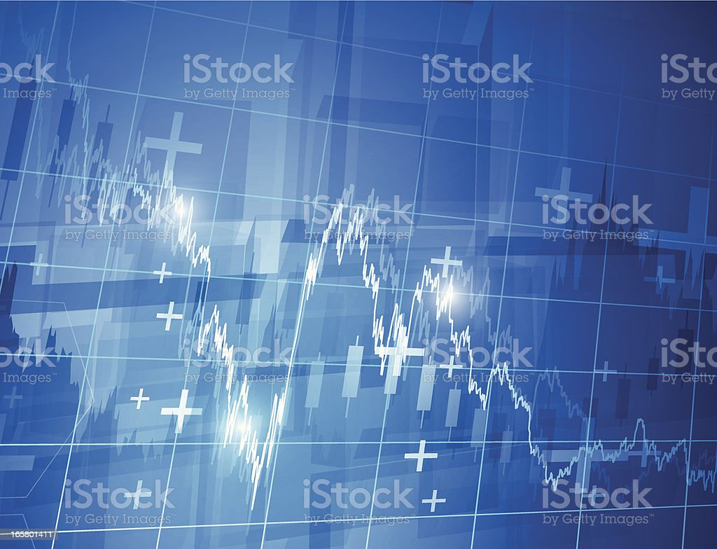 Stock market chart royalty-free stock market chart stock vector art & more images of analyzing