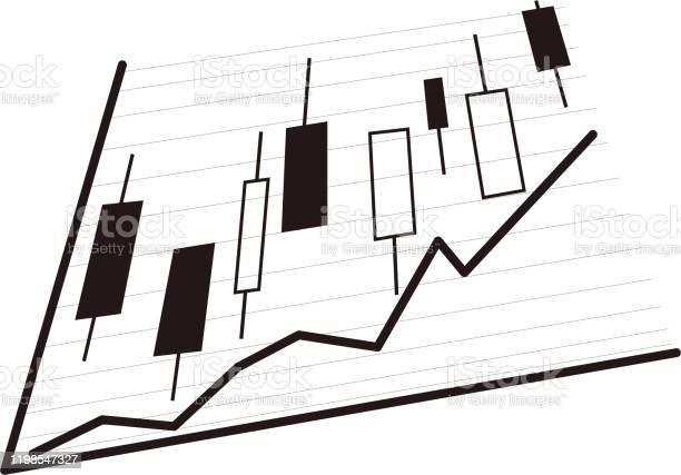 株価 ベクター