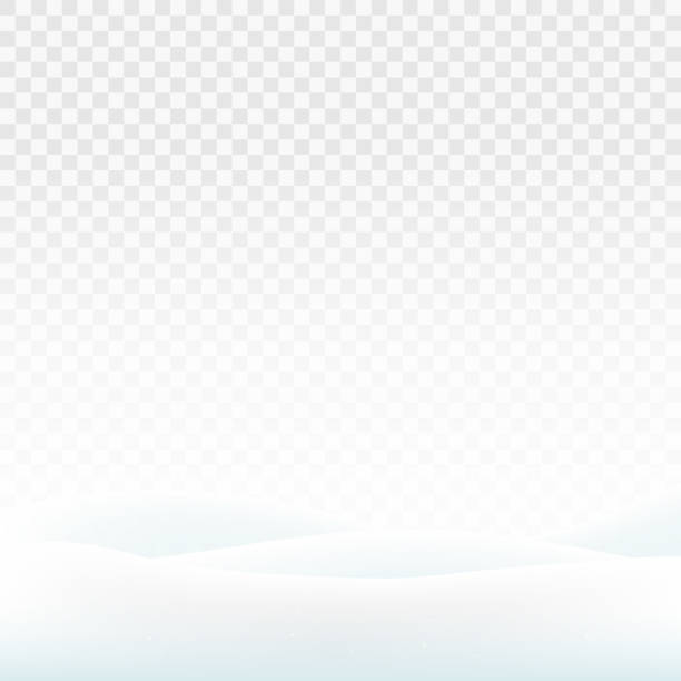 Stock vector illustration snowdrifts isolated on a transparent background. White snow. Snowy hills. The dunes of snow. EPS 10 Stock vector illustration snowdrifts isolated on a transparent background. White snow. Snowy hills. The dunes of snow. EPS10 snowdrift stock illustrations