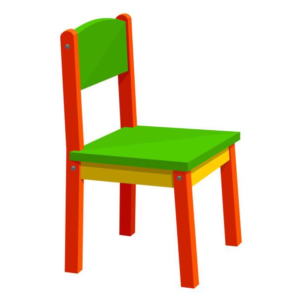 stol - stuhllehnen stock-grafiken, -clipart, -cartoons und -symbole