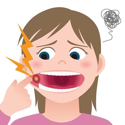 inflammation i munslemhinnan