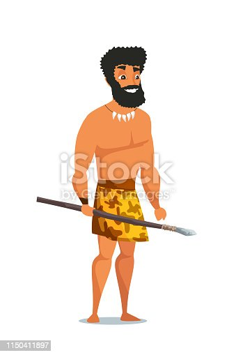 Free Caveman Character Clipart and Vector Graphics - Clipart me