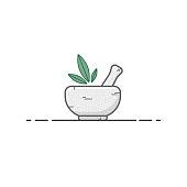 Vector illustration – Happy chef showing ok gesture.