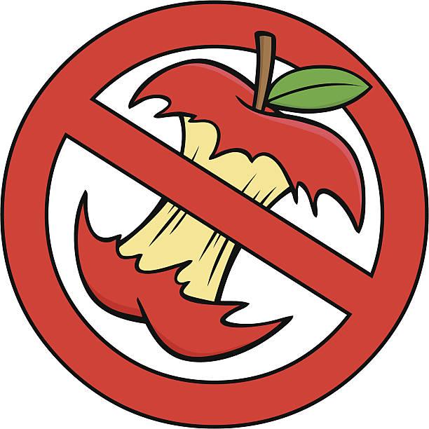 stop common core - rotten apple stock illustrations, clip art, cartoons, & icons