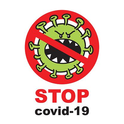 24+ Stop Coronavirus Logo Images Background