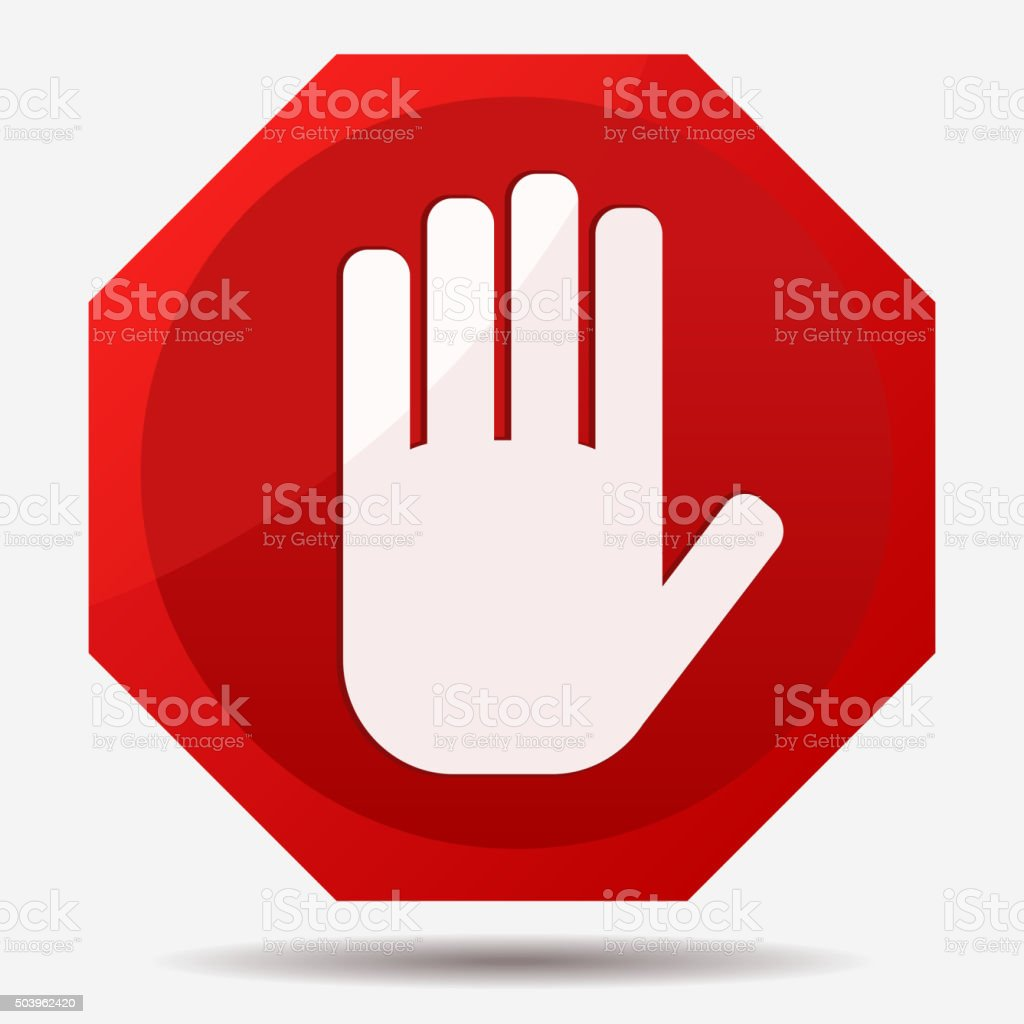 royalty free stop sign clip art vector images illustrations istock rh istockphoto com free clipart stop sign free clipart images stop sign
