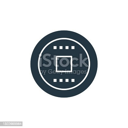istock stop sign icon. Glyph stop sign icon for website design and mobile, app development, print. stop sign icon from filled seo and media collection isolated on white background.. 1322665564