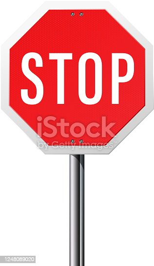 traffic stop sign warning sign design element