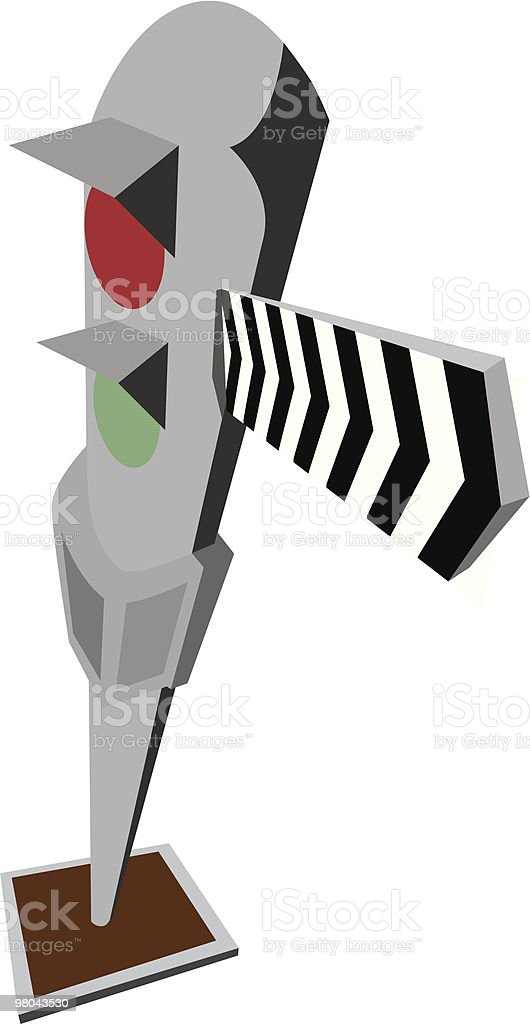 Stop that train! royalty-free stop that train stock vector art & more images of color image