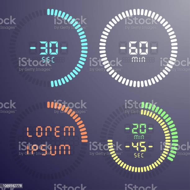 Stopwatch digital countdown timer vector id1069182778?b=1&k=6&m=1069182778&s=612x612&h=iwk 9iieyidgt2guhw8nol1myparndomybq9srvtl9u=