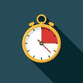 istock Stopwatch Icon 1184496556