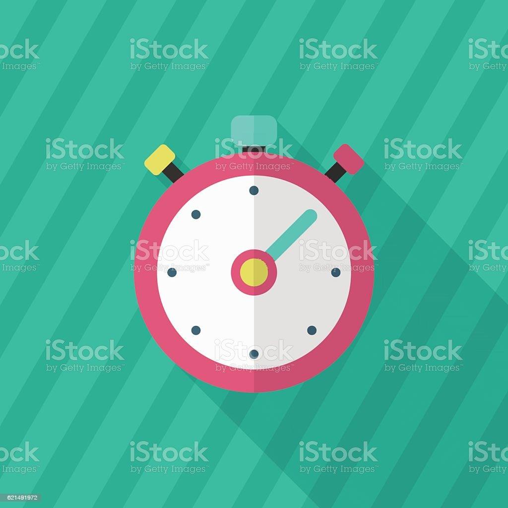 Chronomètre icône  chronomètre icône – cliparts vectoriels et plus d'images de affaires libre de droits