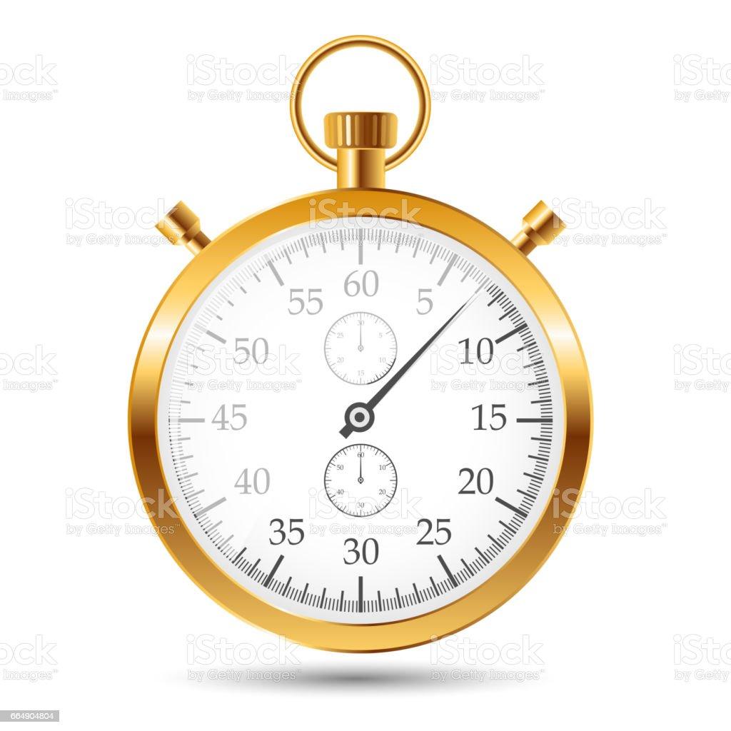 stopwatch vector illustraion stopwatch vector illustraion - immagini vettoriali stock e altre immagini di affari royalty-free