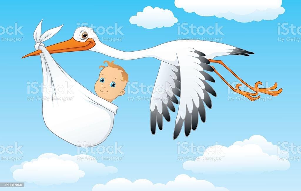 Открытки с аистом несущим ребенка, дружбу сети открытки