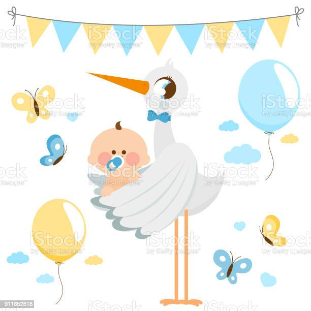 Stork delivering a new baby boy vector collection vector id911652818?b=1&k=6&m=911652818&s=612x612&h=amyqtx kxfr wgof35f4nwhnzvdz3qxt87fxkqercu0=