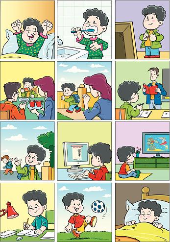 Story of a boy