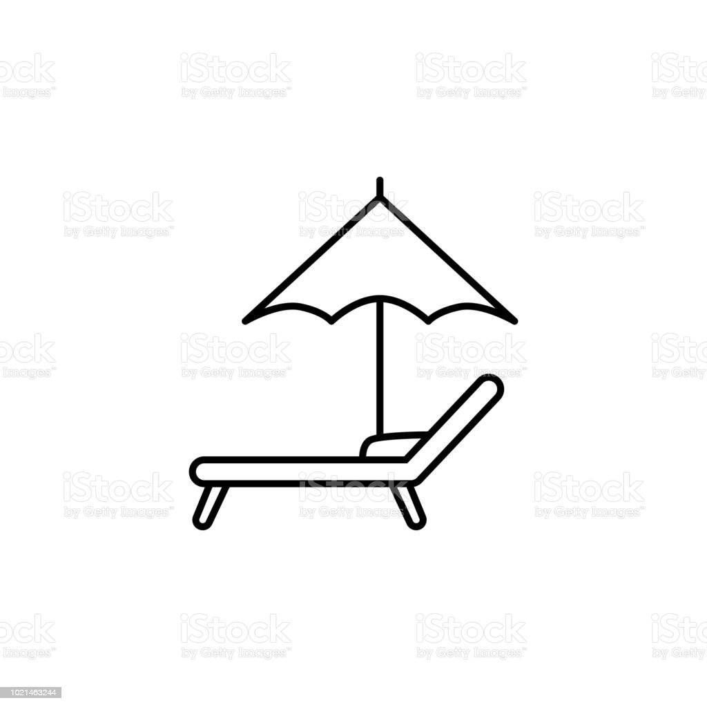 Stove And Chaise Longue Icon Element Of Simple Icon For Websites Web on chaise sofa sleeper, chaise recliner chair, chaise furniture,