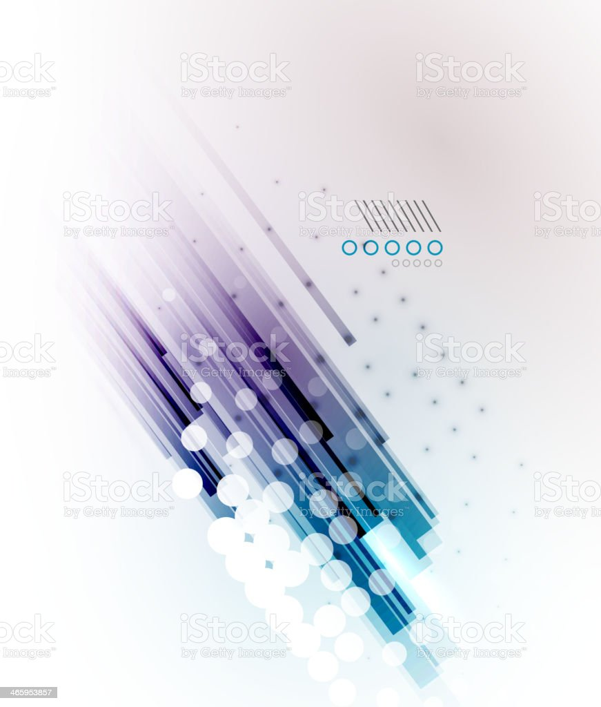 Straight lines futuristic modern background vector art illustration
