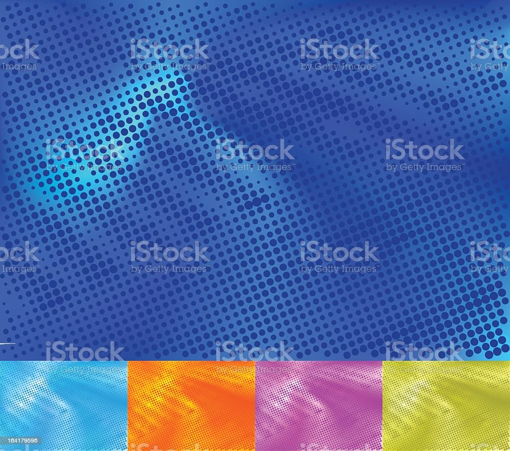 A strange multi colored background royalty-free a strange multi colored background stock vector art & more images of abstract