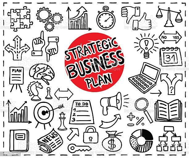 Strategic business icons vector id495250912?b=1&k=6&m=495250912&s=612x612&h=bw0bjcm8h5vfq9e2t2ro7ah43kh9fmz emmlqgwm9mo=