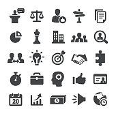 Strategy and Business Icons