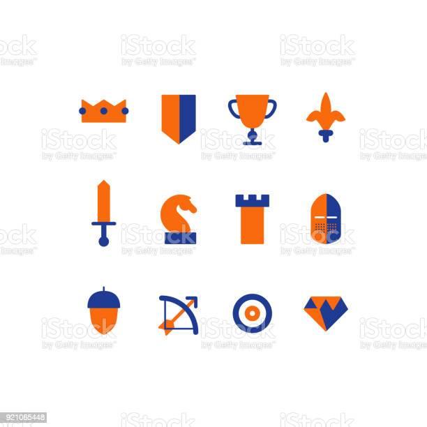 Strategy game icons set vector id921065448?b=1&k=6&m=921065448&s=612x612&h=96gx7rxl3wbzwvzlk v1 adunhpnx1knlbnftvpww4m=