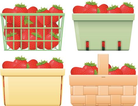 Strawberry Baskets