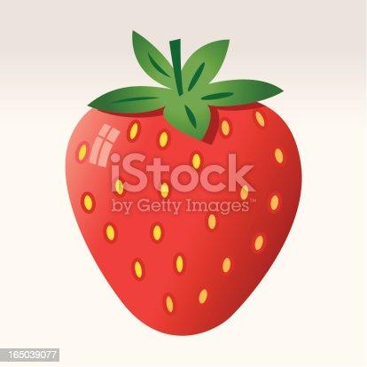 istock Strawberry 165039077