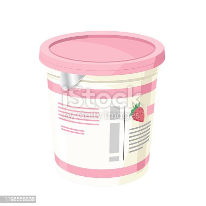 Yogurt pot