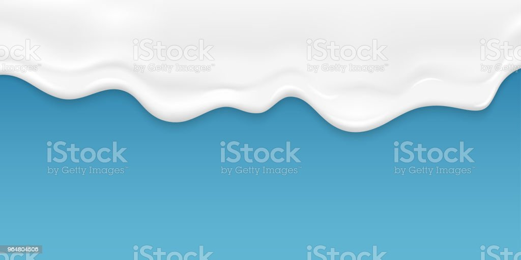 Streaks of milk royalty-free streaks of milk stock vector art & more images of blob
