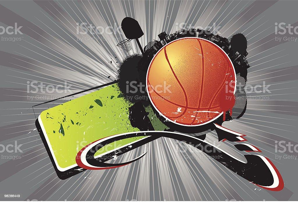 Street Basketball royalty-free street basketball stock vector art & more images of ball