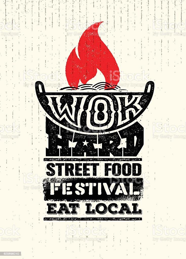 street food eat local のイラスト素材 620698240 istock
