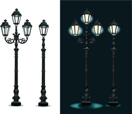 Street Lamps - Lighting Equipment