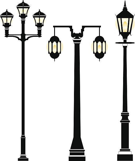 Lampen – Vektorgrafik