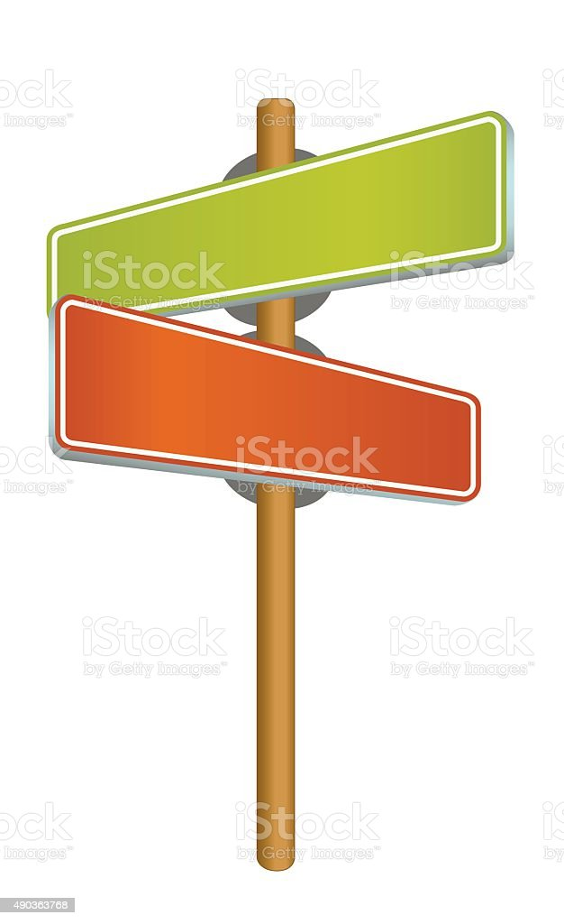 royalty free street signs intersection clip art vector images rh istockphoto com street sign clip art images sesame street sign clip art