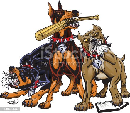 Strikeout Dogs