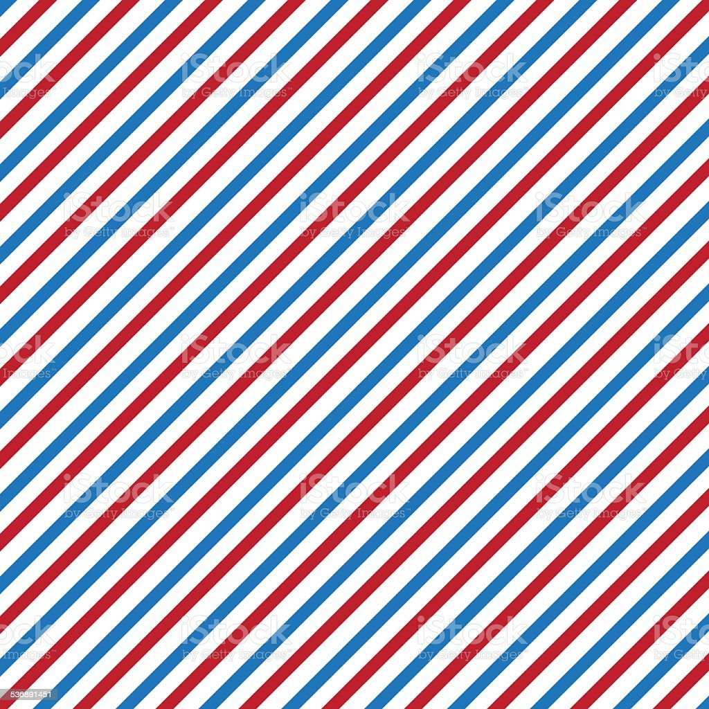 Striped, classic, retro pattern. vector art illustration