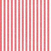 Striped pattern with grunge dots.