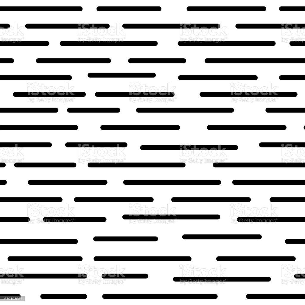 Striped, sticks seamless pattern vector vector art illustration