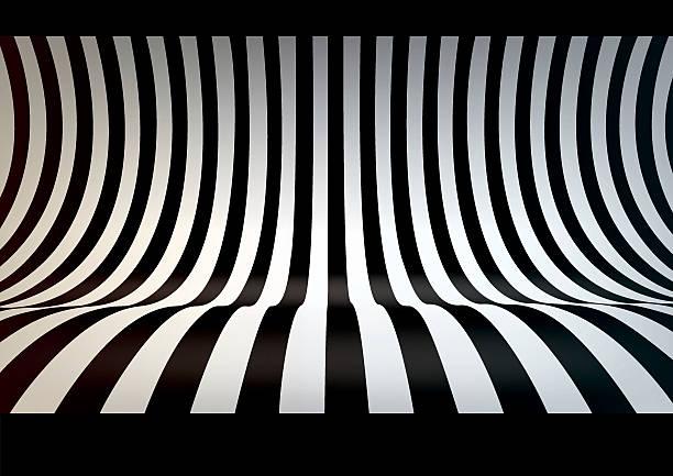 ilustrações de stock, clip art, desenhos animados e ícones de estúdio de pano de fundo listrado - padrões zebra