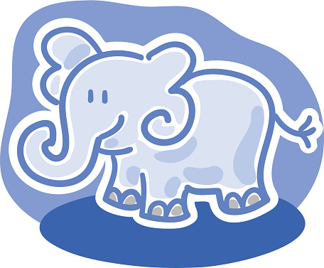 strokes: elephant