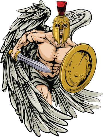 Strong angel