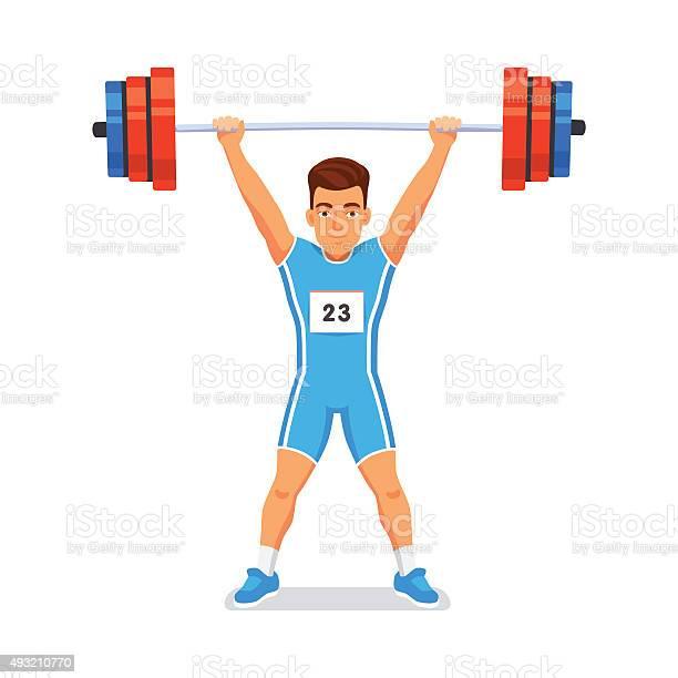 Strong bodybuilder sportsman weightlifting sport vector id493210770?b=1&k=6&m=493210770&s=612x612&h=lz5ztmbemetta32a77l1z0yk2wvkaqqt brb7ermwiq=