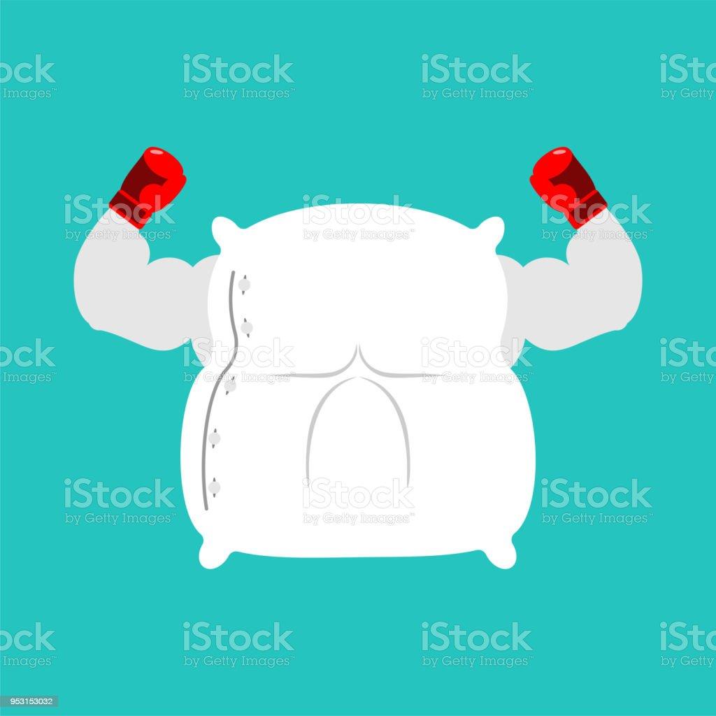 linge de lit en gros Bataille Doreillers Strong Linge De Lit En Gros Illustration  linge de lit en gros