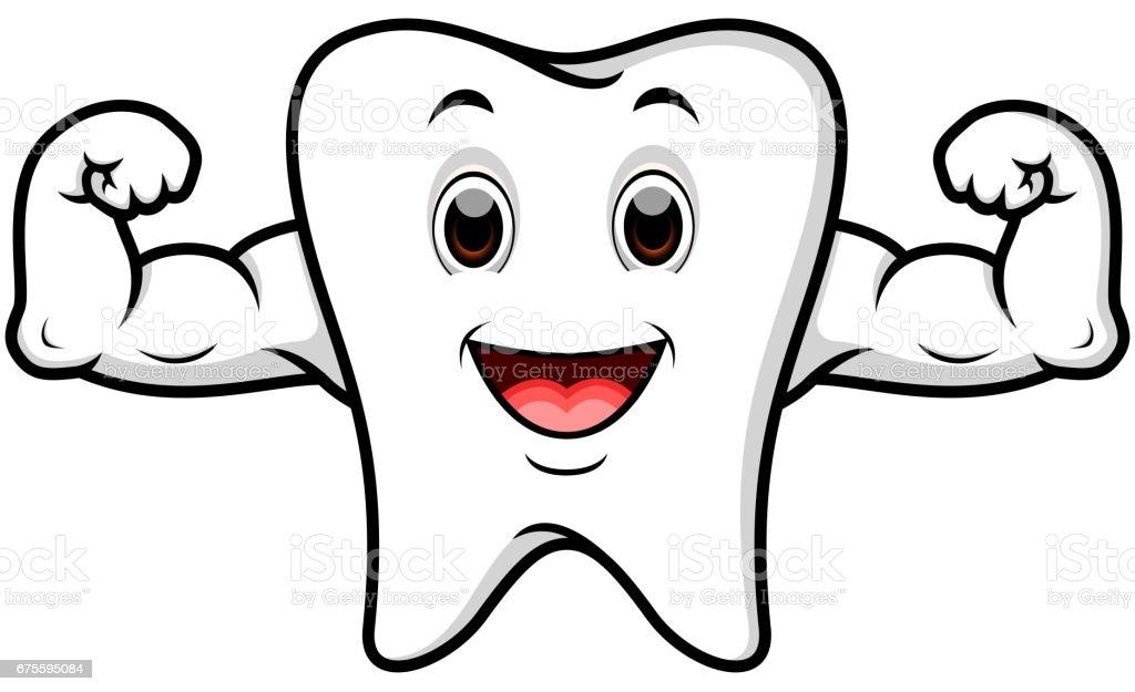 Fond de dessin animé de dent fond de dessin animé de dent – cliparts vectoriels et plus d'images de art libre de droits