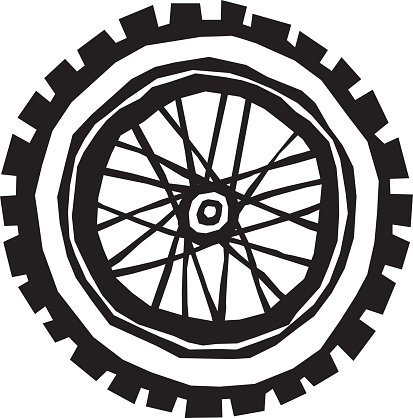 Stubby Bike Tire
